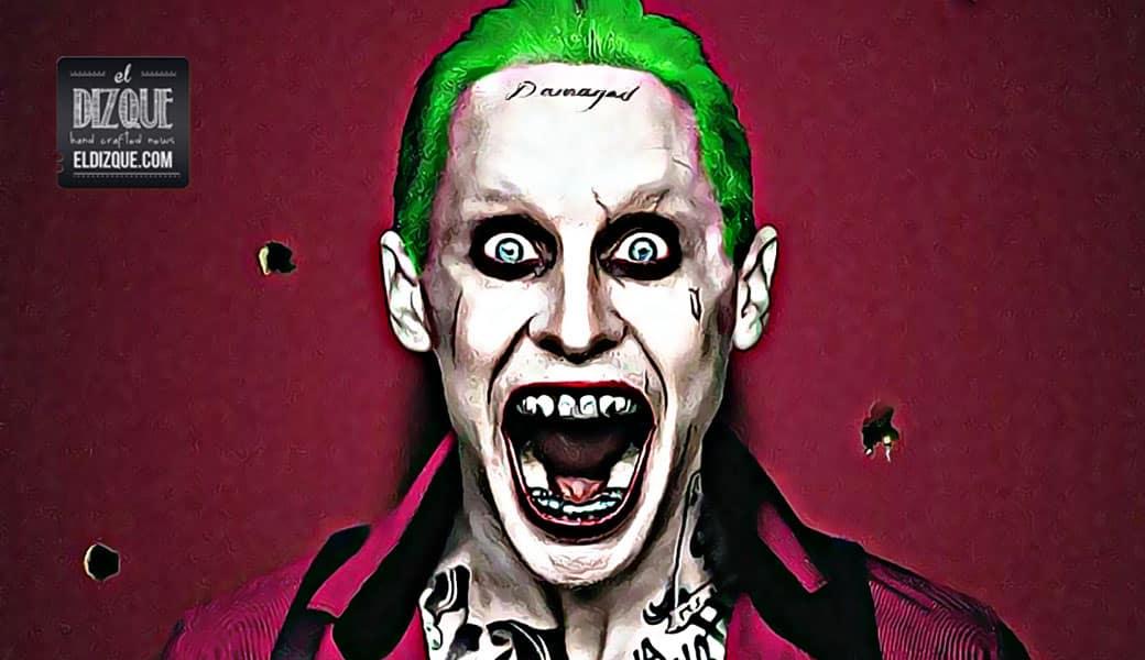 El Joker de Jared Leto no es el verdadero Joker — Revelado su árbol genealógico 1
