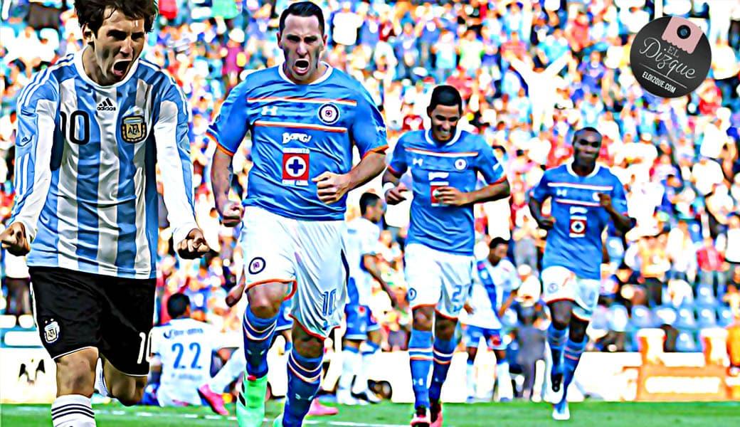 Lionel Messi y el Cruz Azul, favoritos para el Balón de Plata de la FIFA 1