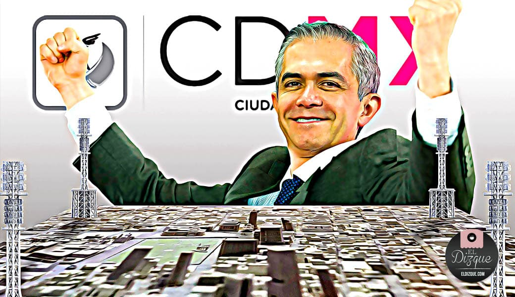 El Gobierno de la Ciudad de México colocará antenas para restringir el acceso a internet 17