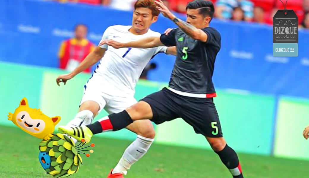 Pide Conade que se repita el partido México vs. Corea en Río 2016 10