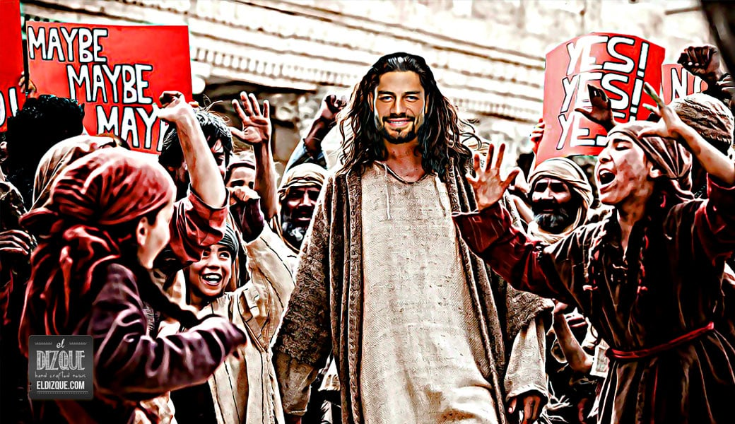 Roman Reigns interpretará a Jesucristo en la nueva película de WWE Studios 1