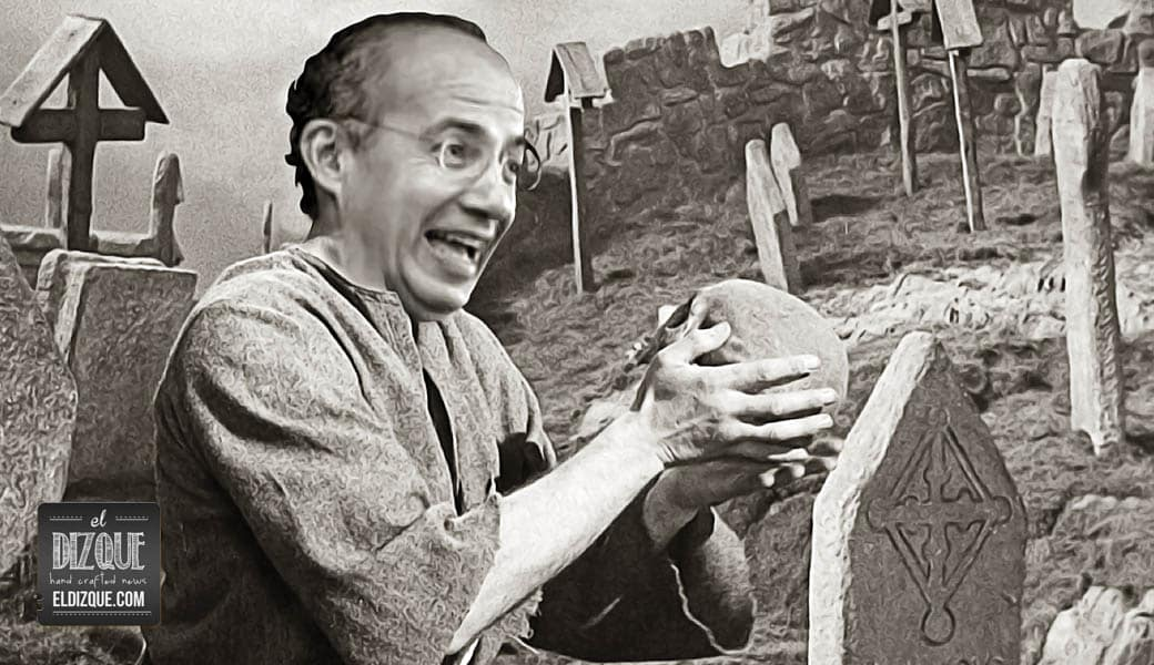 """Felipe Calderón debutará en teatro con """"Hamlet"""", de William Shakespeare 1"""