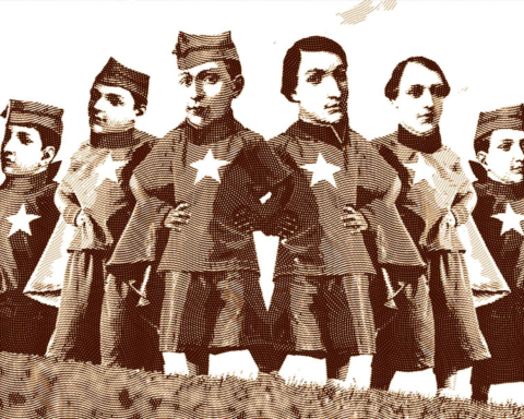 Cayó Chapultepec — Un fraude los llamados Niños Héroes 3