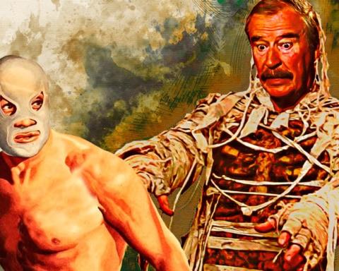 Preparan remake de Santo vs. las momias de Guanajuato 14