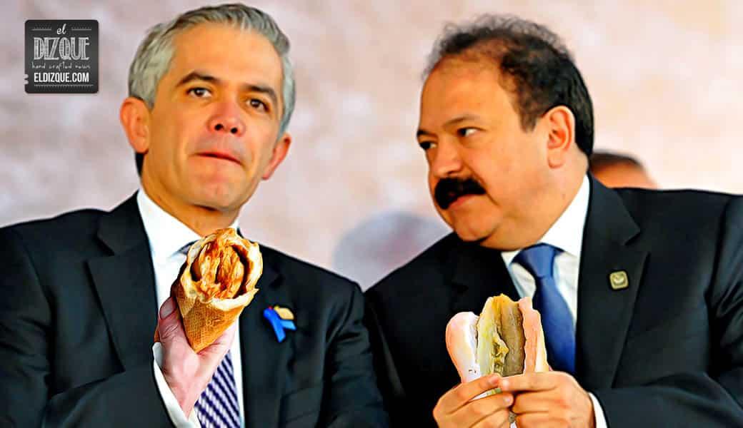 El Gobierno de la Ciudad de México anuncia que las tortas de tamal serán prohibidas 8