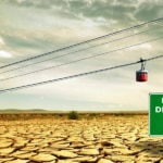 Tras la inauguración del Mexicable, desaparece el pasto en Ecatepec — Científicos, alarmados 3