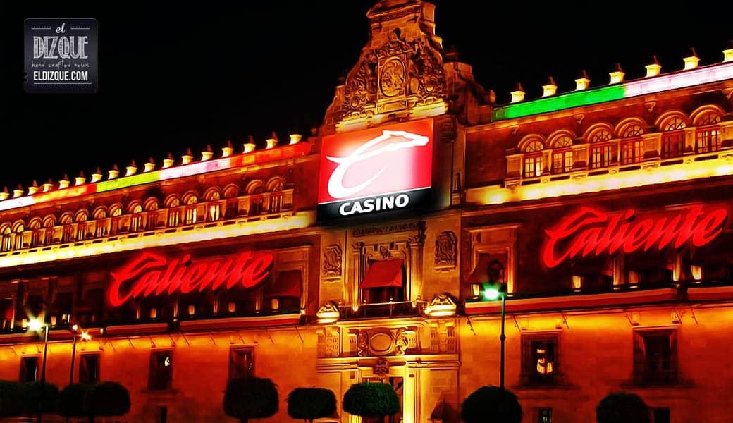 Peña Nieto concesionará la mitad del Palacio Nacional para que funcione como casino 1