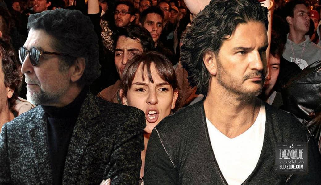 Joaquín Sabina y Arjona protestan por el Nobel de Literatura a Bob Dylan 1