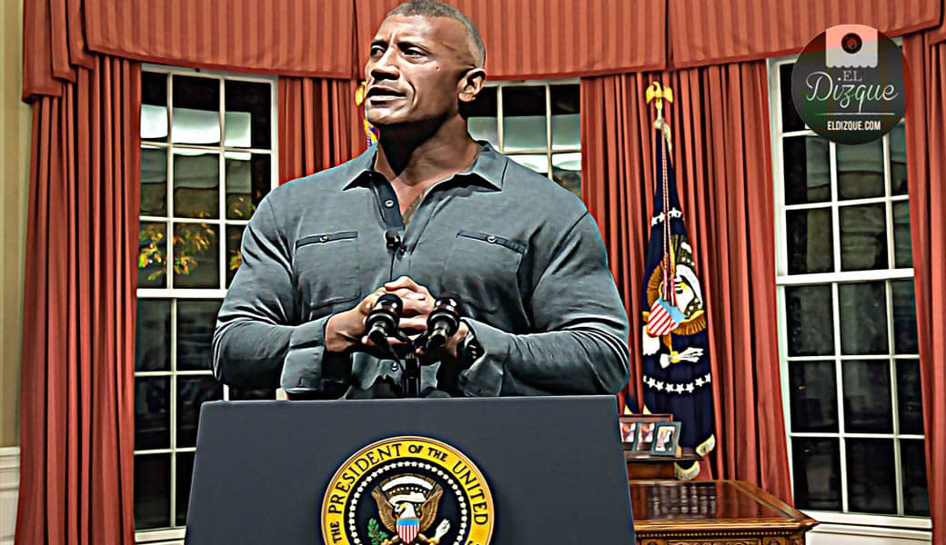 The Rock protagonizará la película biográfica de Barack Obama 3