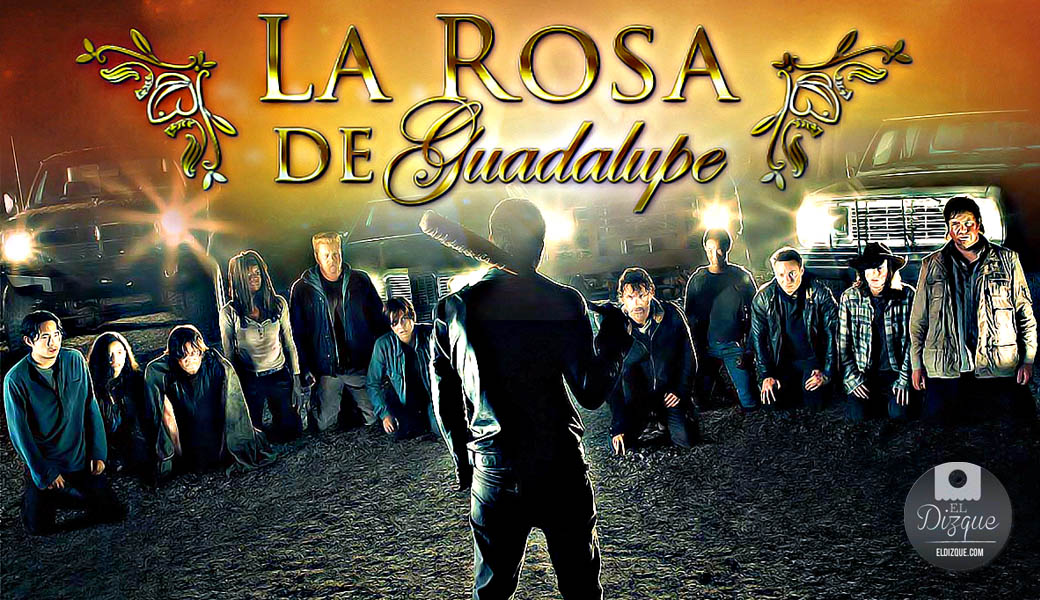 La Rosa de Guadalupe emitirá un episodio sobre The Walking Dead 1