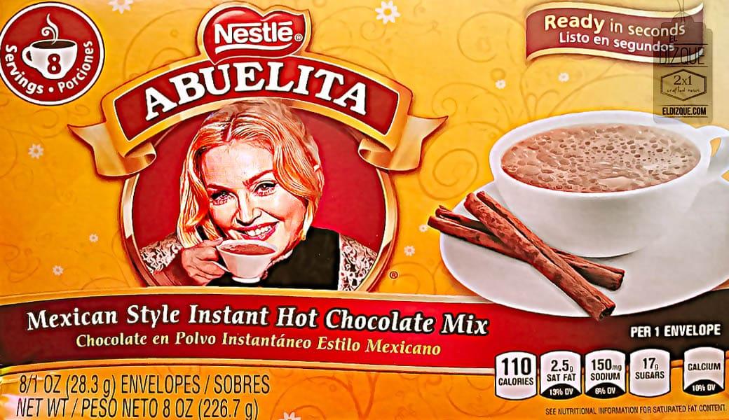 Madonna será la nueva imagen del Chocolate Abuelita 1