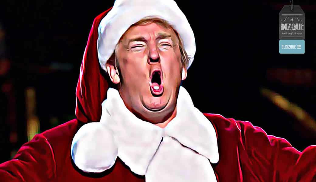Donald Trump prohibirá el uso de la imagen de Santa Claus en México 1