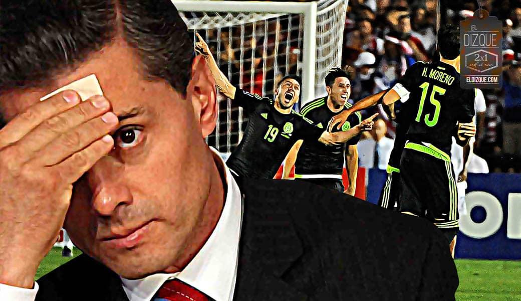 Pide Gobierno de México perdón por el triunfo de la Selección Nacional 10