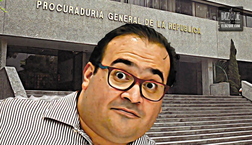 Javier Duarte decide entregarse a la PGR — Exige el pago de la recompensa 19
