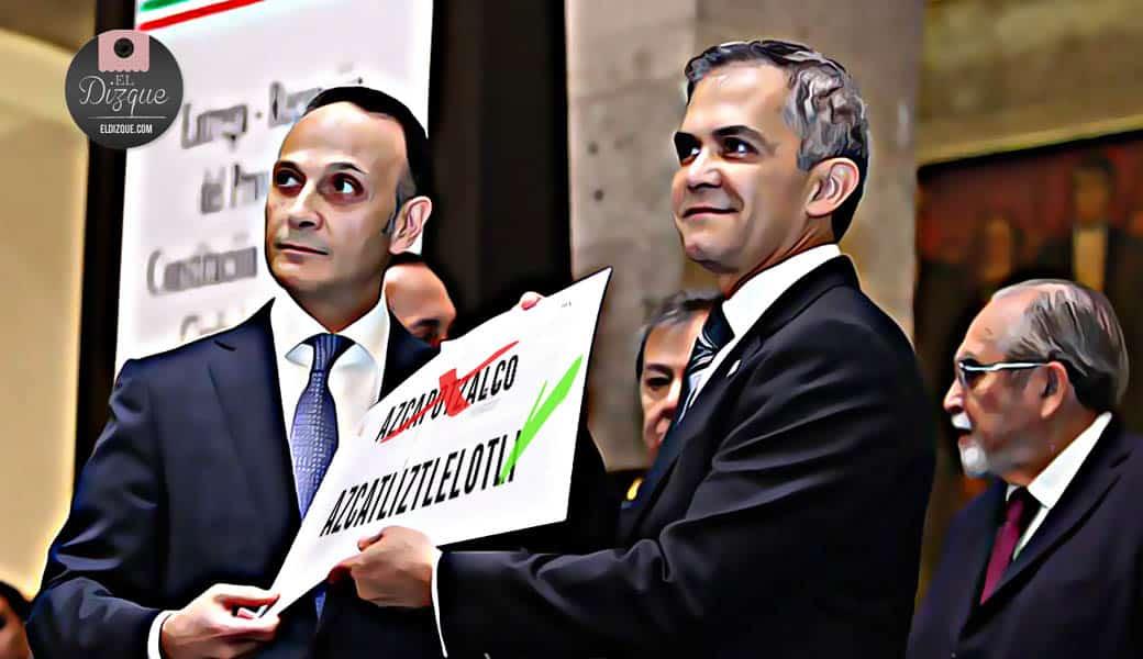 Entérate: Cambiarán los nombres de las delegaciones de la Ciudad de México 4