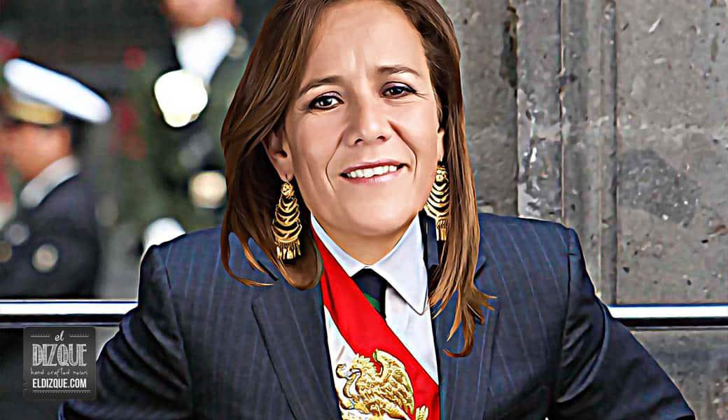 Encuesta revela que de cada diez mexicanos, nueve votarán por Margarita Zavala 7