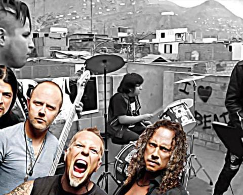 ¡Atención, bandas! Metallica busca talento mexicano para abrir sus conciertos 2