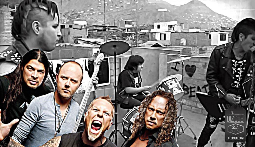 ¡Atención, bandas! Metallica busca talento mexicano para abrir sus conciertos 1