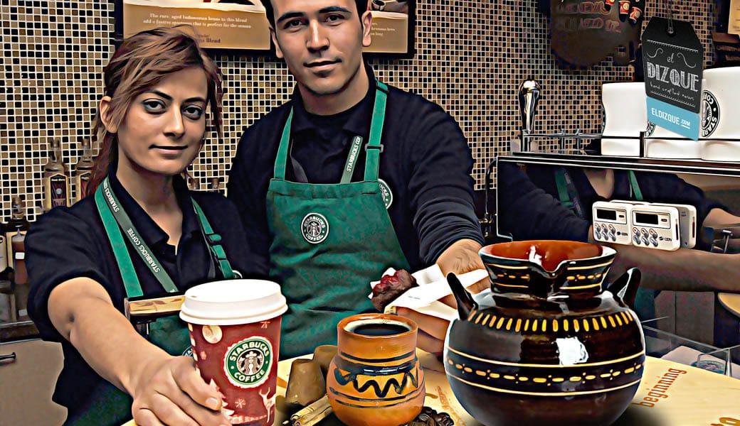"Starbucks registró la marca ""café de olla"" — La receta también les pertenece 7"