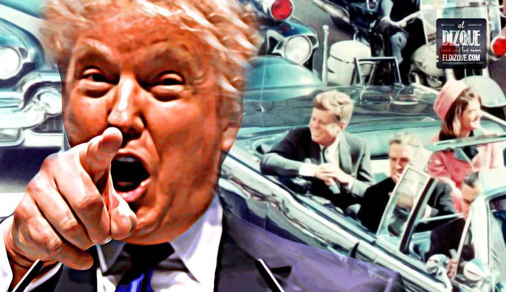 John F. Kennedy fue asesinado por inmigrantes mexicanos, asegura Donald Trump 7