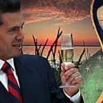 """EPN encomienda México a la Virgen de Guadalupe: """"Ella resolverá todos los problemas económicos y sociales"""" 15"""