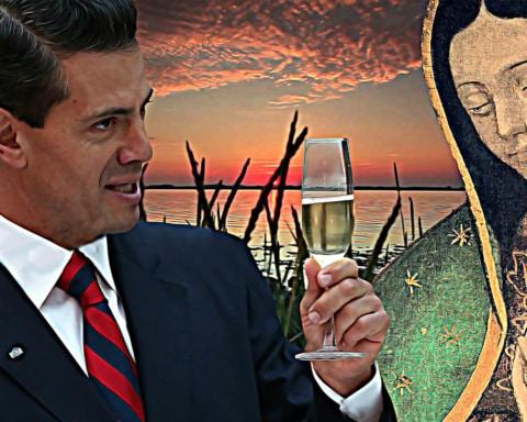 """EPN encomienda México a la Virgen de Guadalupe: """"Ella resolverá todos los problemas económicos y sociales"""" 3"""