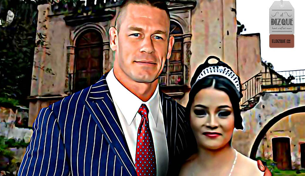 John Cena será el chambelán en los XV Años de Rubí 1