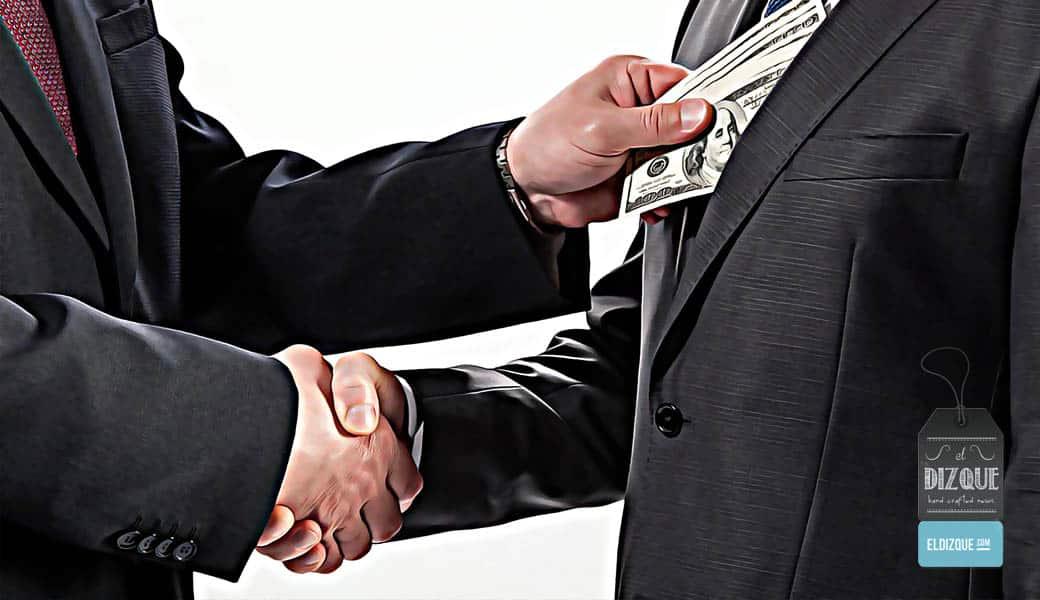 Para acabar con la corrupción, proponen que sea obligatoria 4