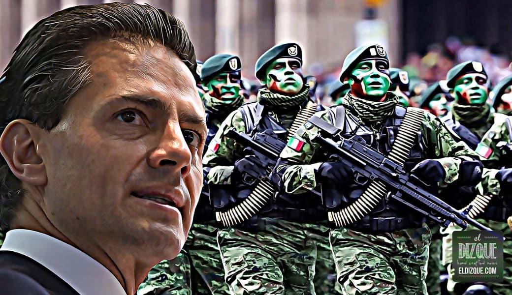 """En medio de la crisis del muro, Peña Nieto asegura: """"México tiene la capacidad para derrotar a Estados Unidos"""" 3"""