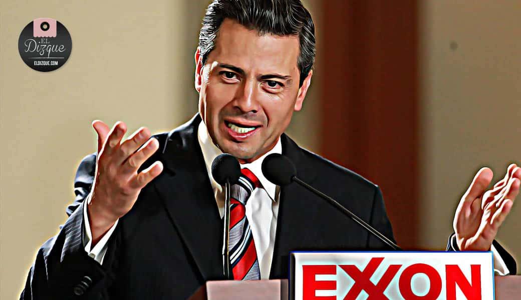 """Peña Nieto: """"El alza a las gasolinas se debió a cuestiones de seguridad nacional"""" 5"""