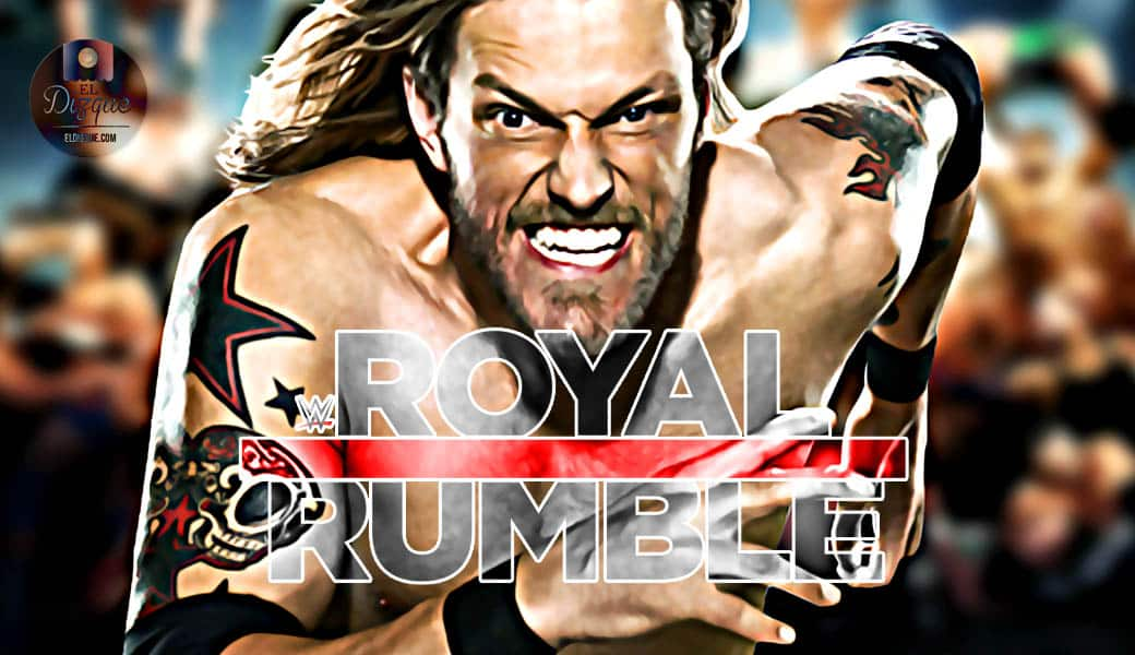 Edge estará en el Royal Rumble 2017 1