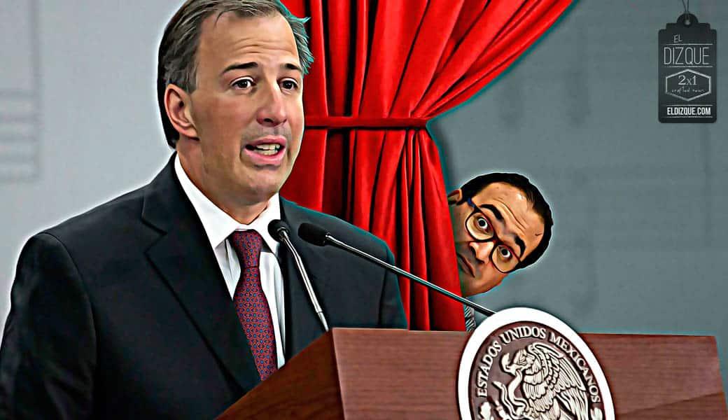 Para la Secretaría de Hacienda es de suma importancia que Javier Duarte sea localizado 2
