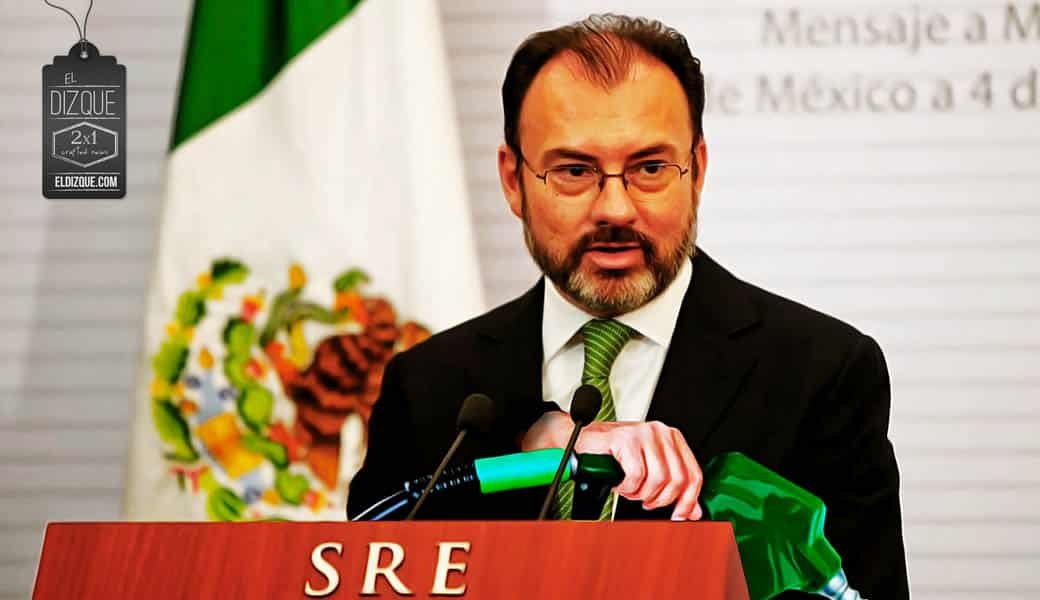"""Luis Videgaray confiesa: """"El gasolinazo me hizo regresar al gabinete"""" 1"""