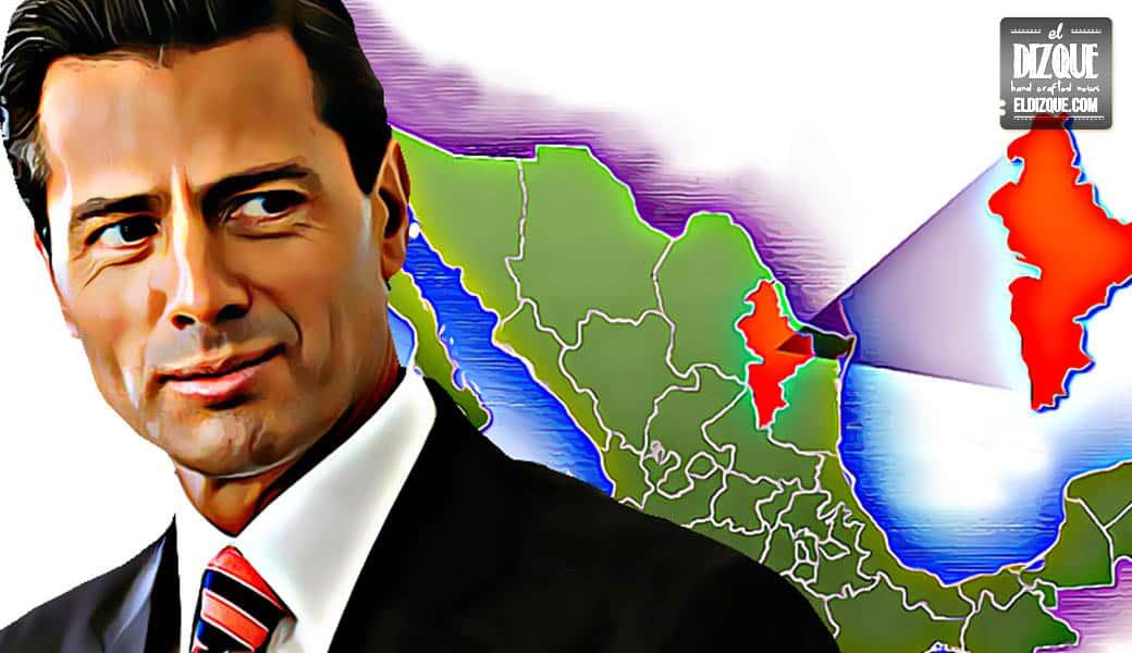 Para no pagar el muro, EPN le ofrece Nuevo León a Donald Trump 8