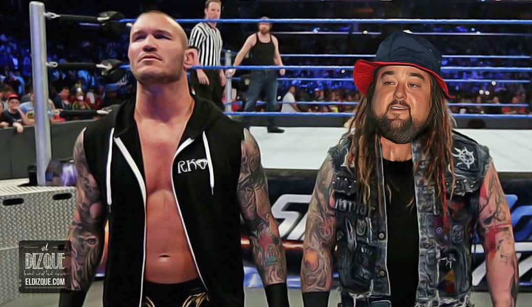 Chumlee se integra a La Familia Wyatt en WWE — Podría ser el próximo campeón mundial 3