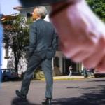 El doctor Mancera fue golpeado y asaltado en pleno centro de la Ciudad de México 19