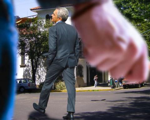 El doctor Mancera fue golpeado y asaltado en pleno centro de la Ciudad de México 9