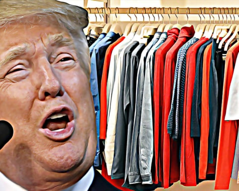 Donald Trump sólo permitirá las exportaciones de ropa hacia México 4