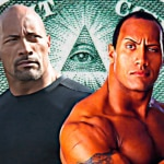 Teóricos de la conspiración insisten en que Dwayne Johnson y The Rock son la misma persona 6