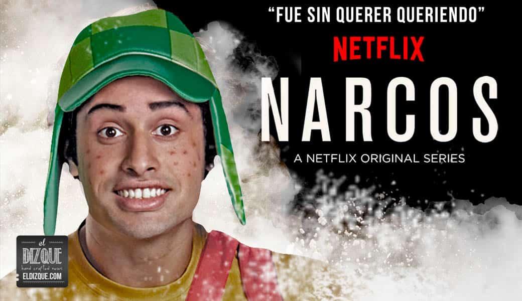 """La cuarta temporada de """"Narcos"""" será la continuación del Chavo del Ocho 13"""