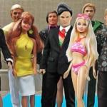 Hasbro lanzará las figuras de acción de Peña Nieto, Angélica Rivera y el gabinete 1