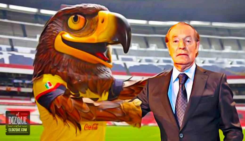 José Ramón Fernández será el nuevo presidente del Club América 1