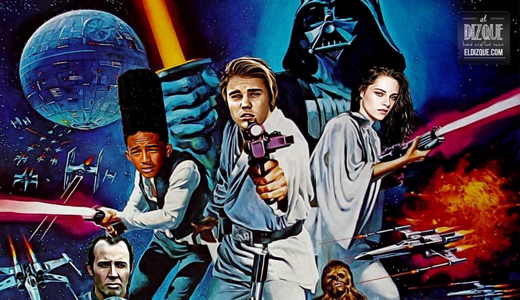Causa indignación el próximo remake de la trilogía original de Star Wars 1