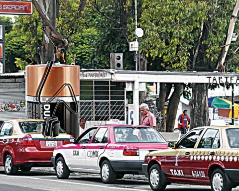 Descubren que los taxis de la Ciudad de México no utilizan gasolina 3