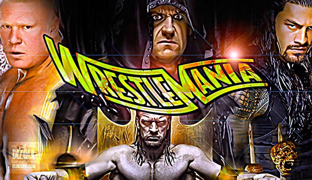 Te traemos en exclusiva el cartel completo de WrestleMania 34 (con un año de anticipación) 7
