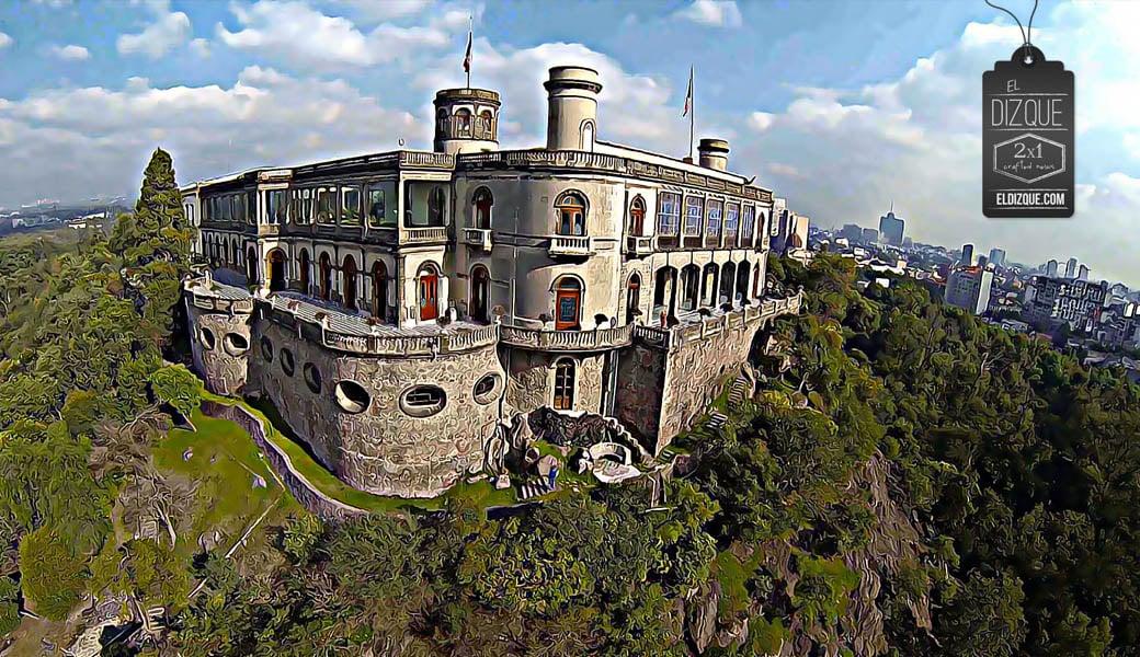 EPN cambiará el nombre del Castillo de Chapultepec 1