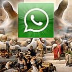 La caída de WhatsApp fue profetizada en la Biblia 2