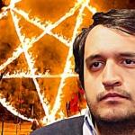 Revelan mensajes satánicos en el audio del hijo de López Obrador 2