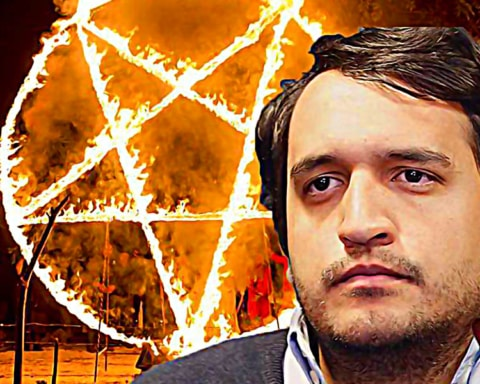Revelan mensajes satánicos en el audio del hijo de López Obrador 5
