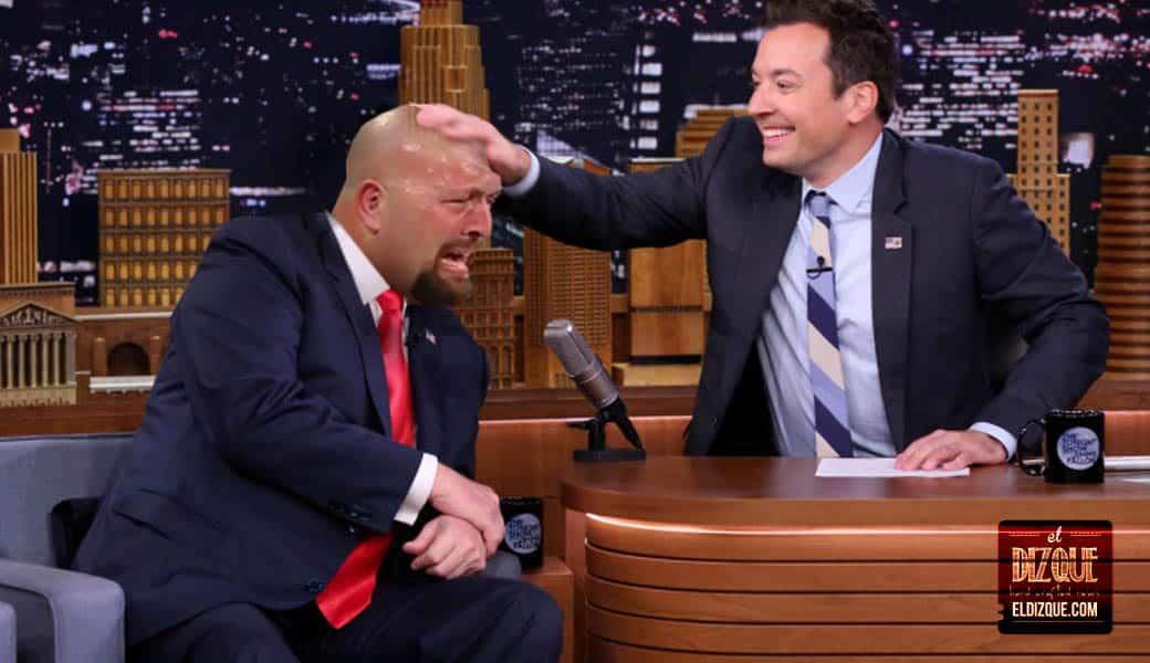 """Big Show revela su mayor secreto: """"En realidad mido sólo 1.60 de estatura"""" 1"""